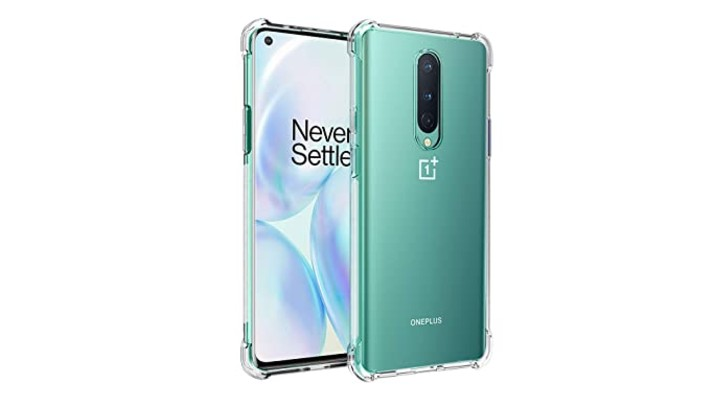 OnePlus 8 Case -Exhibit Magazine