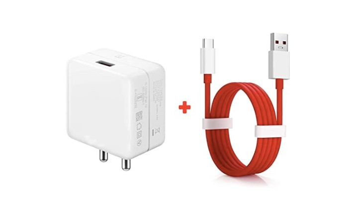 OnePlus 8 Charger - Exhibit Magazine