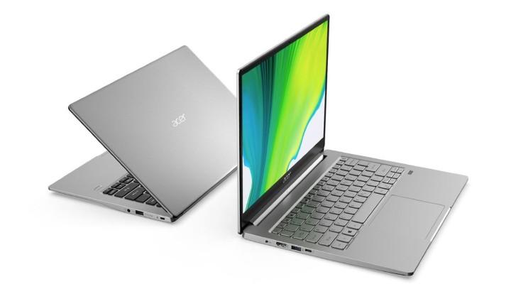 Acer Swift 3Laptop - Exhibit Magazine