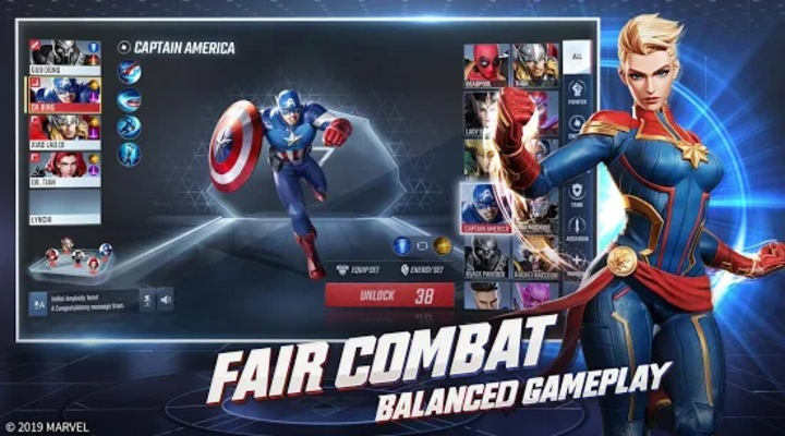Fair Combat Gameplay - Exhibit Tech Magazine
