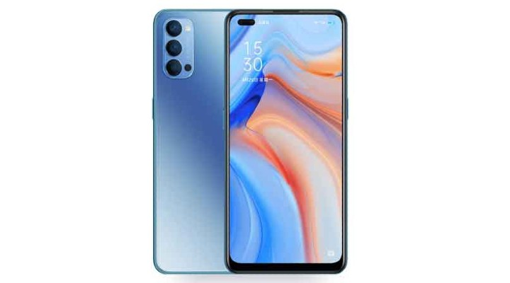 Oppo reno 4 Pro smart phone - Exhibit Magazine