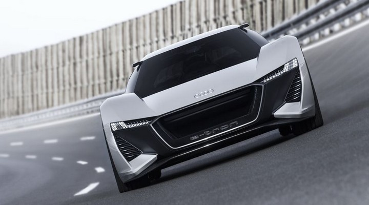 Wished Spy Kids was real? Meet the Audi AI: RACE.
