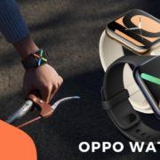 Oppo Smart watch - Exhibit Magazine