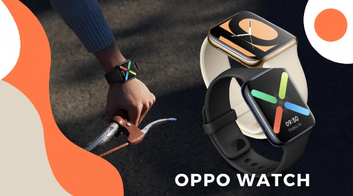 Oppo Smart watch - Exhibit Magazine