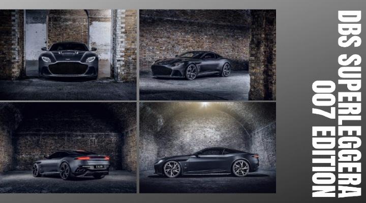 Aston Martin - Tech Magazine India