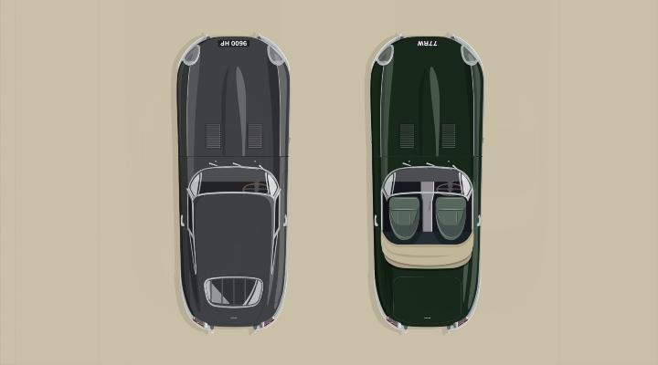 Jaguar E Type Car - Exhibit Magazine Online