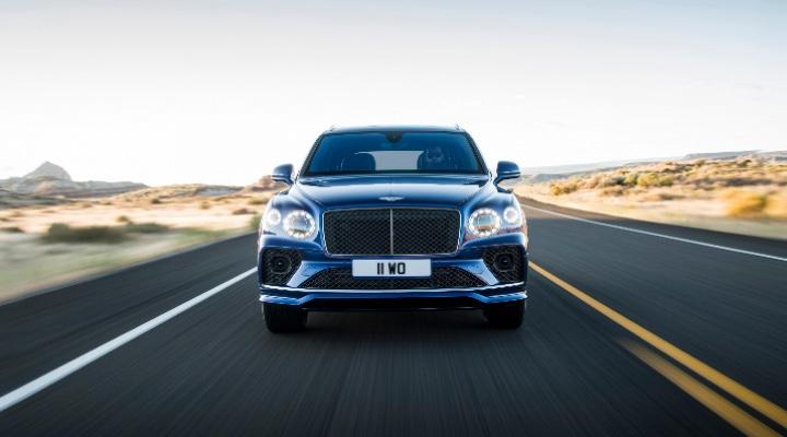 2021 Bentley Bentayga Speed - Exhibit Magazine