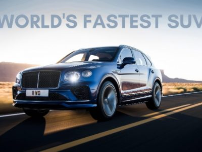 2021 Bentley Bentayga Speed - Exhibit Magazine Online