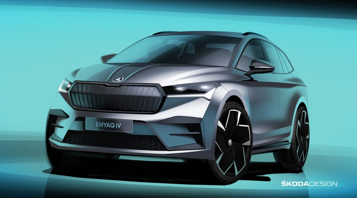 ŠKODA Electric Car - Exhibit Magazine