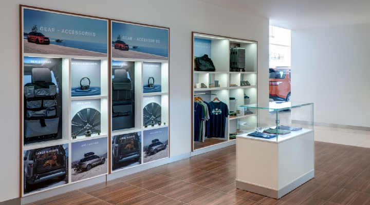 Jaguar Land Rover inaugurates 3S Retailer - Exhibit Magazine  Online