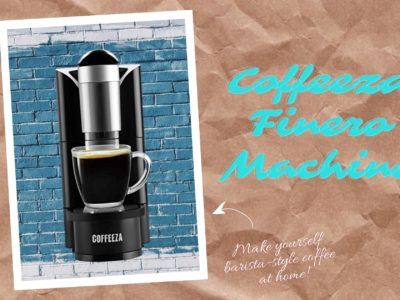 Coffeeza Finero Machine