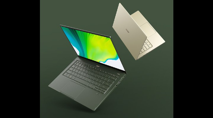 74 Gadgets Exhibit - Acer Swift 5
