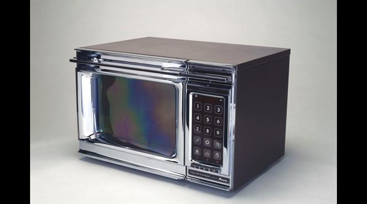 74 Gadgets Exhibit - Amana Radarange Microwave Oven