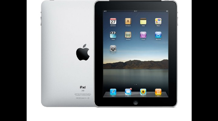 74 Gadgets Exhibit - Apple iPad