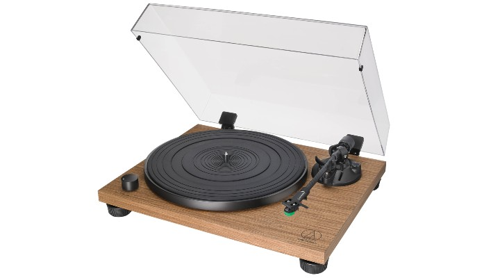 74 Gadgets Exhibit - Audio Technica Turntable