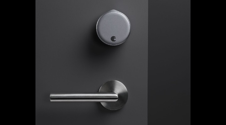 74 Gadgets Exhibit - August wifi smart lock