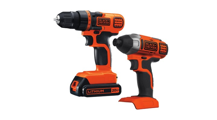 74 Gadgets Exhibit - Black and Decker Electric Cordless Drill