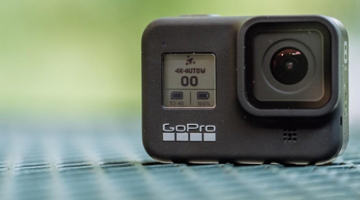 74 Gadgets Exhibit - GoPro HERO8 Black