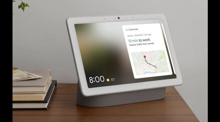74 Gadgets Exhibit - Google Nest Hub Max Smart Display
