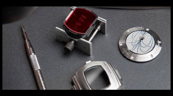 74 Gadgets Exhibit - Hamilton Pulsar