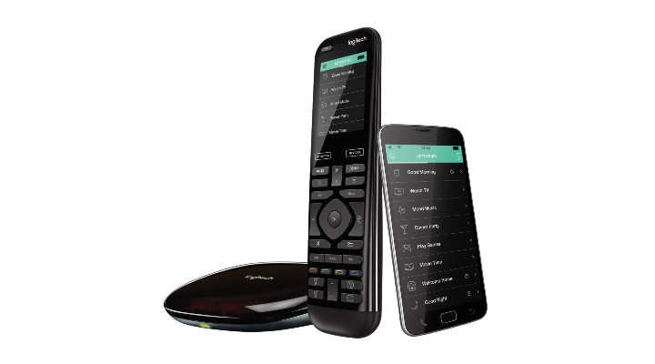 74 Gadgets Exhibit - Logitech Harmony Remote