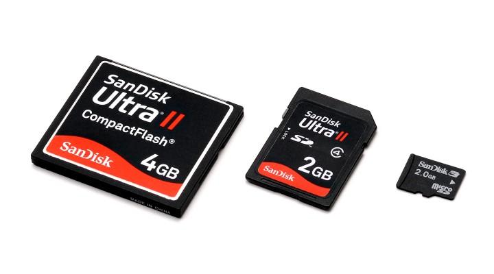 74 Gadgets Exhibit - MicroSD