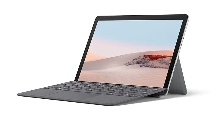 74 Gadgets Exhibit - Microsoft Surface Go 2