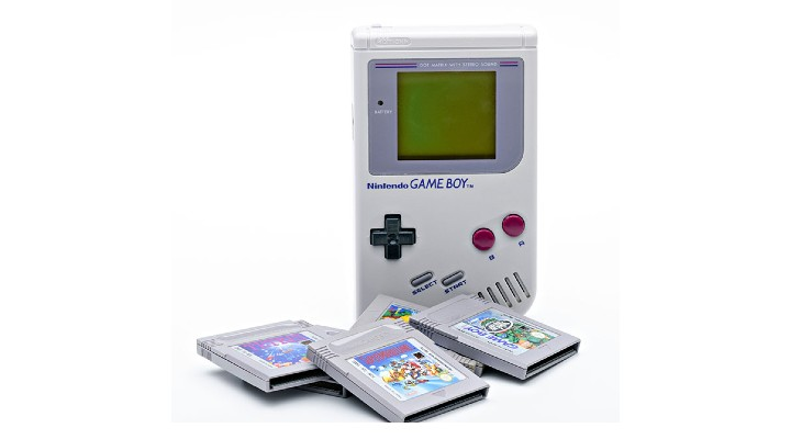 74 Gadgets Exhibit - Nintendo Game Boy