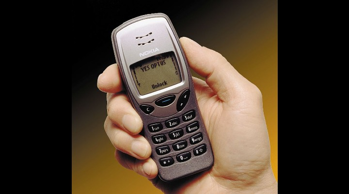 74 Gadgets Exhibit Magazine - Nokia 3210