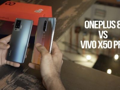 OnePlus 8 VS Vivo X50 Pro - Exhibit Tech