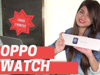 Oppo Watch Video Review - Exhibit Magazine India