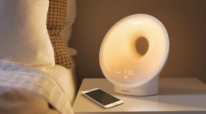 74 Gadgets Exhibit - Philips Somneo Sleep and Wake-up light