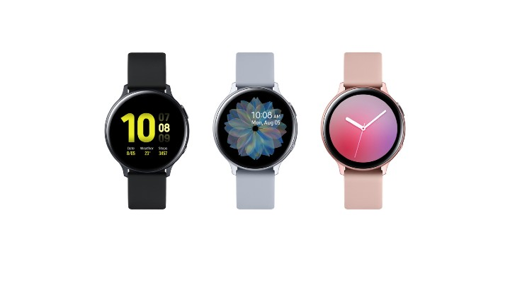 74 Gadgets Exhibit - Samsung Galaxy Watch Active 2