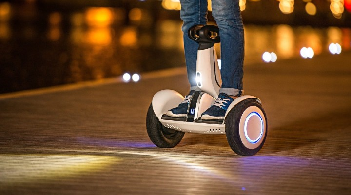 74 Gadgets Exhibit - Segway