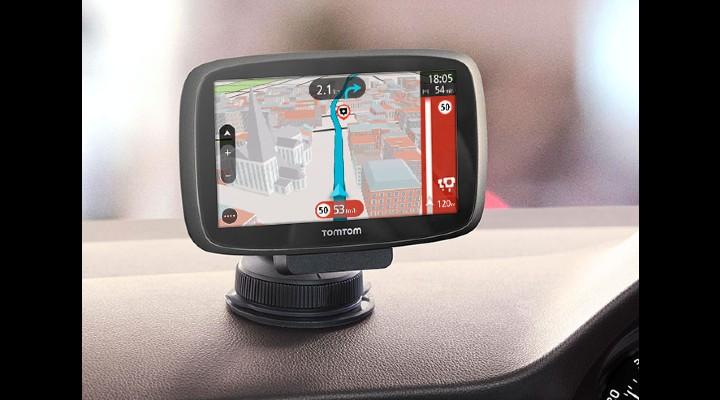74 Gadgets Exhibit - TomTom GPS
