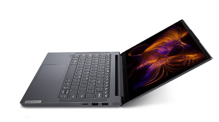 Lenovo Yoga Slim 7i - Exhibit Tech Magazine