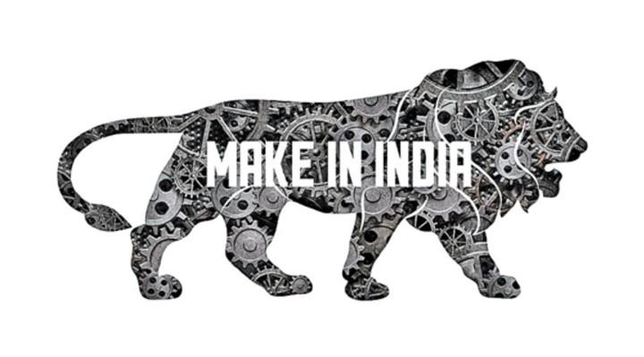 Smartphones make in india - Exhibit