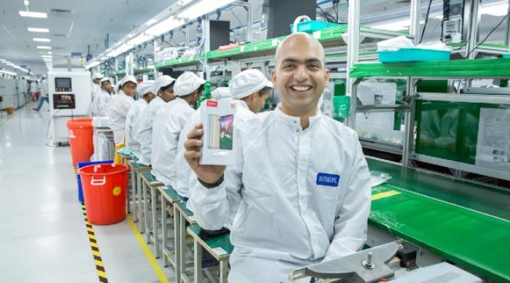 Xiaomi made in India - Exhibit Magazine