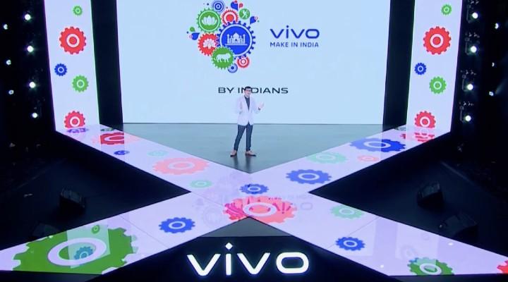 Vivo made in India - Exhibit Tech Magazine
