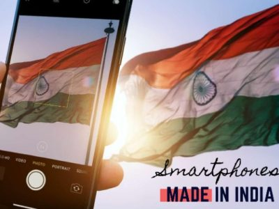 Smartphones make in india
