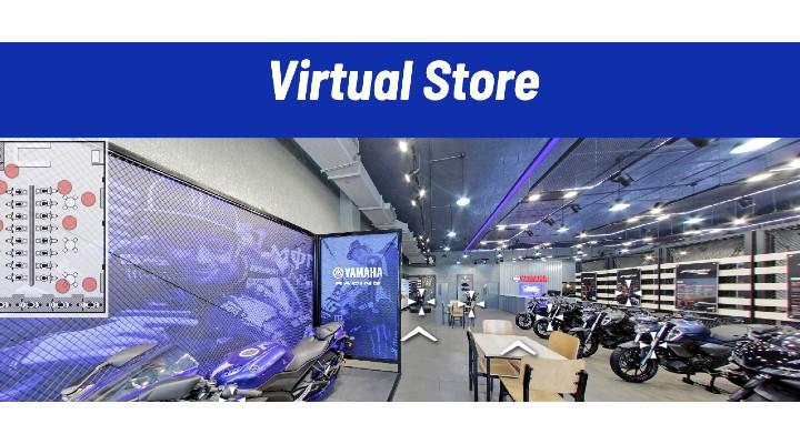Yamaha Virtual Store - Bike Update Online