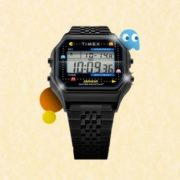 Timex T80 x Pac Man - Exhibit Magazine