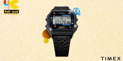 Timex T80 x Pac Man - Exhibit Magazine