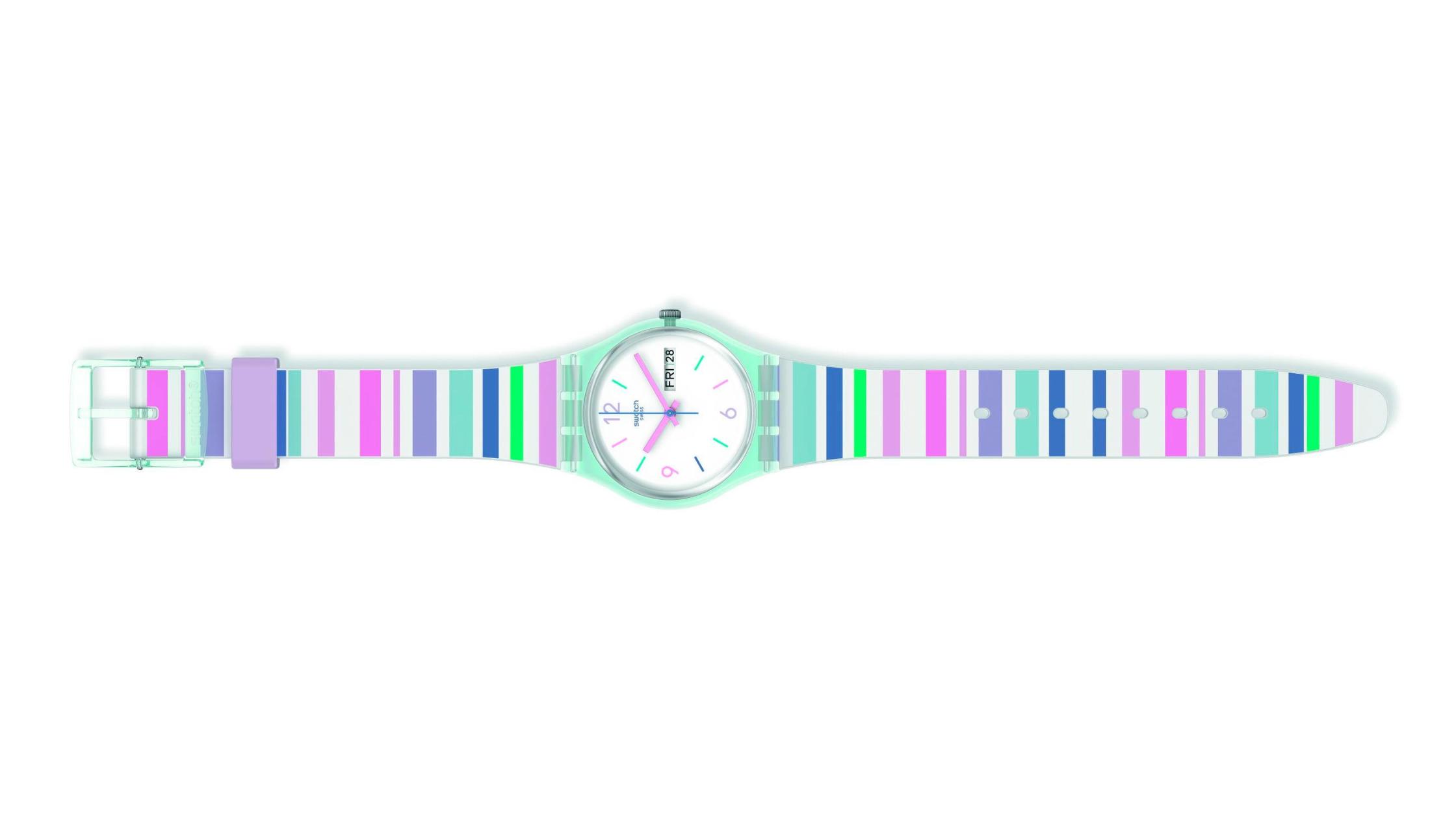 Swatch Watch - Exhibit Magazine Online