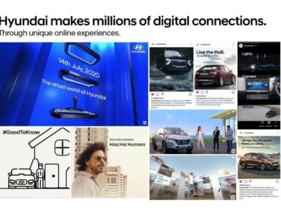 Hyundai Digital Presence - Exhibit Magazine