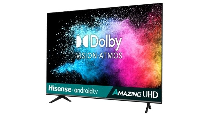 Hisense 55A71F UHD TV - Exhibit  Magazine