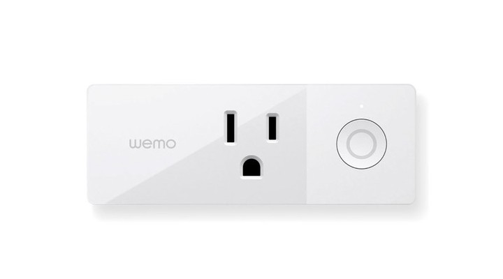 74 Gadgets Exhibit - Wemo Smart Plug