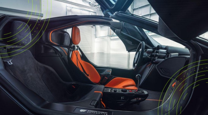 Gordon Murray Latest Car - Exhibit Magazine Online