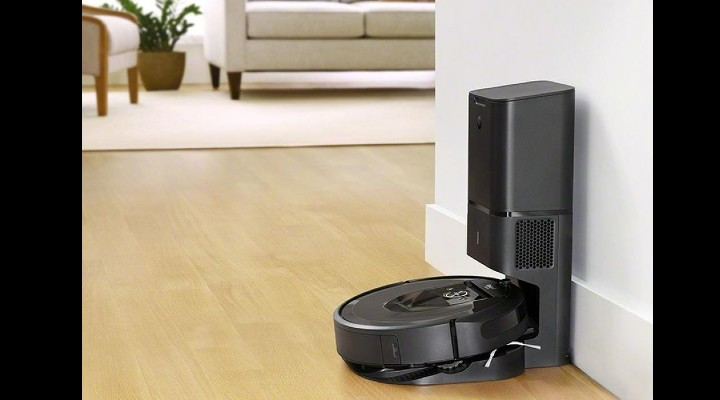 74 Gadgets Exhibit - iRobot Roomba Intelligent Floorvac