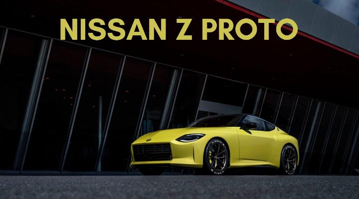 Nissan Z Proto - Exhibit Magazine